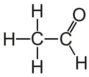 タバコの悪臭の大きな原因のひとつアセトアルデヒド
